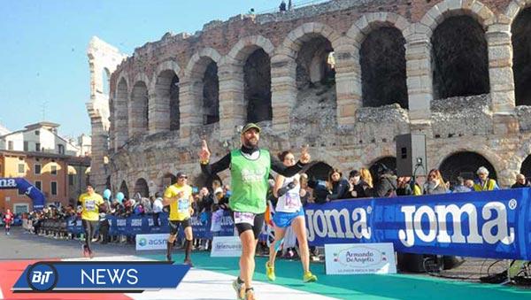 Bit Mobility sponsor della Verona Marathon