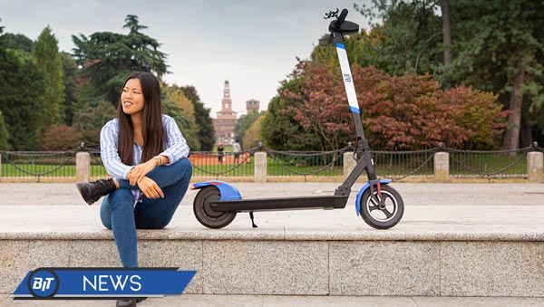 Milano monopattini Bit Mobility